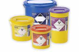 sharps waste disposal