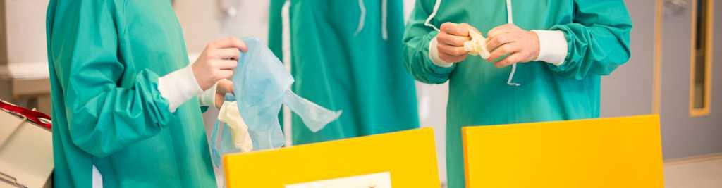 clinical waste disposal bins